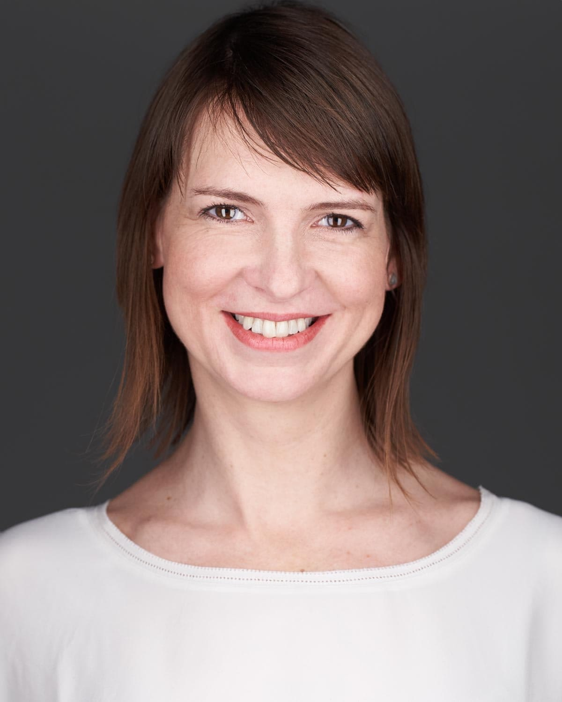 Smiling Professional Headshot of Woman