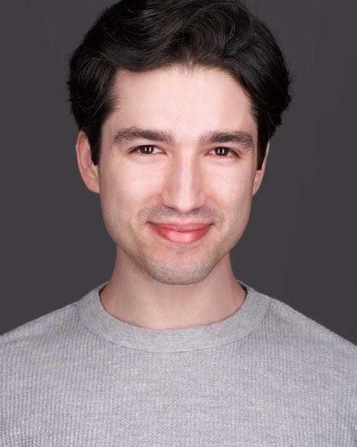 Philly Teenager Dark background Headshot